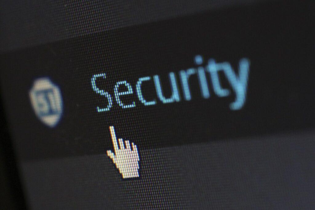 security screen computer